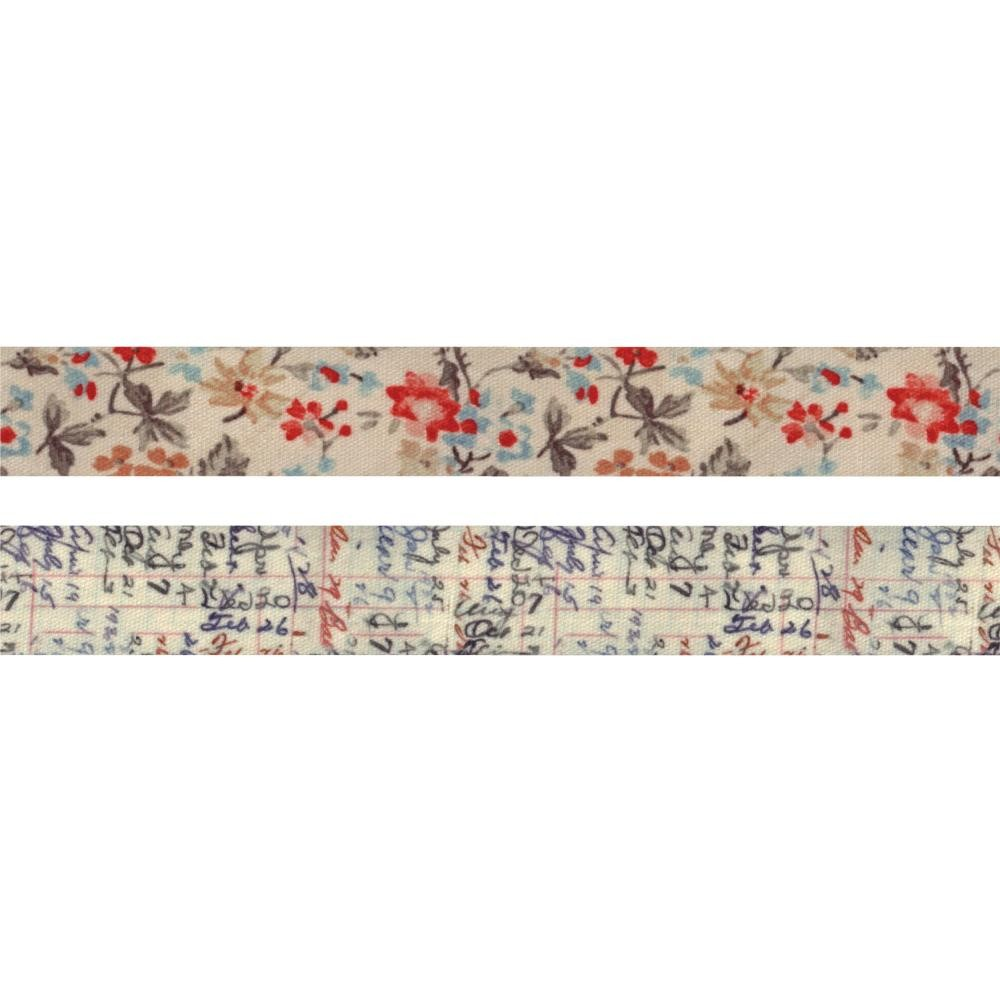 TH Linen Tape Floral
